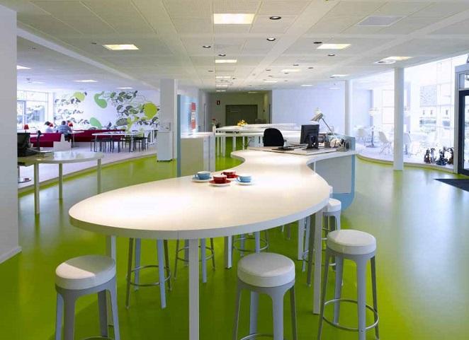 4 Inspirasi Desain Interior Kantor Modern Ini Buat Bekerja ...