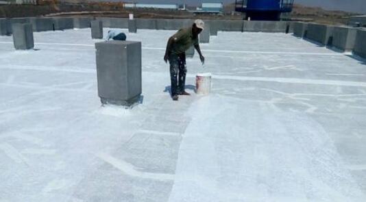 Cara Melapisi Bangunan Dengan Waterproofing Coating